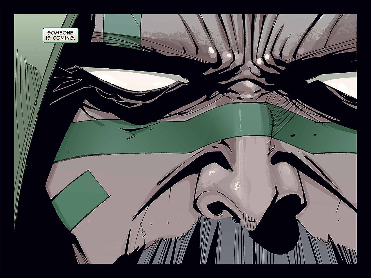 Civil War II: Ulysses Infinite Comic #1 (of 6)
