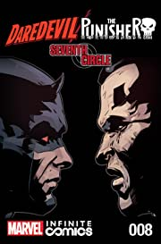 Daredevil/Punisher: Seventh Circle Infinite Comic #8