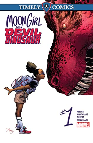 Timely Comics: Moon Girl and Devil Dinosaur #1