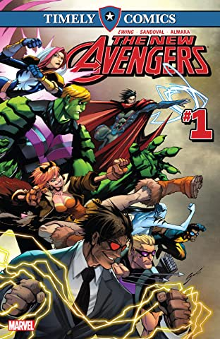 Timely Comics: New Avengers No.1