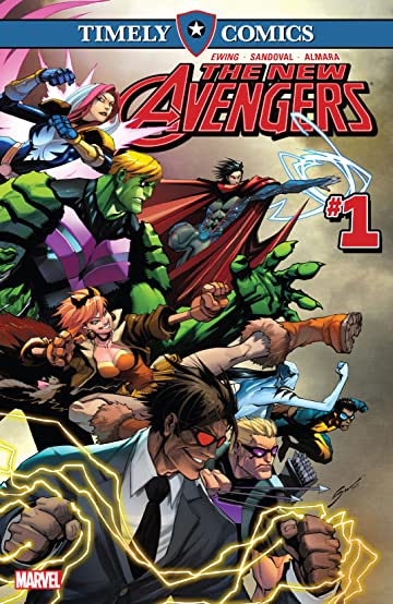 Timely Comics: New Avengers #1