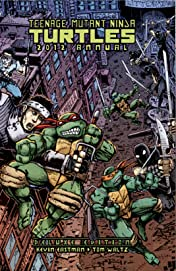 Teenage Mutant Ninja Turtles: Annual 2012 Deluxe Edition