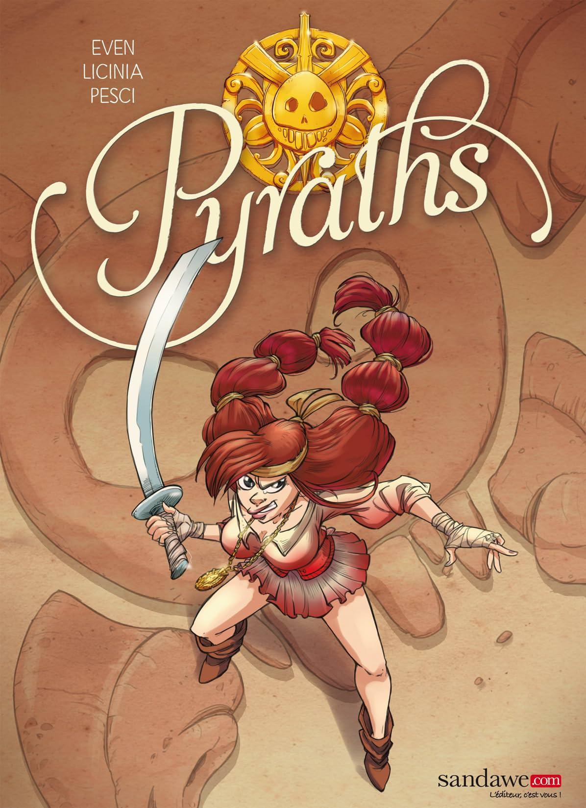 Pyraths Vol. 1