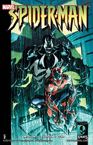 Marvel Knights Spider-Man Tome 2: Venomous