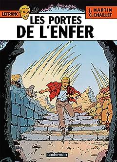 Lefranc Vol. 5: Les portes de l'Enfer