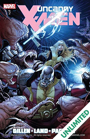 Uncanny X-Men By Kieron Gillen Vol. 2