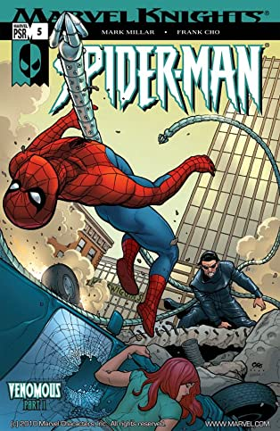 Marvel Knights Spider-Man (2004-2006) #5