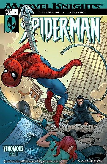 Marvel Knights Spider-Man (2004-2006) #5