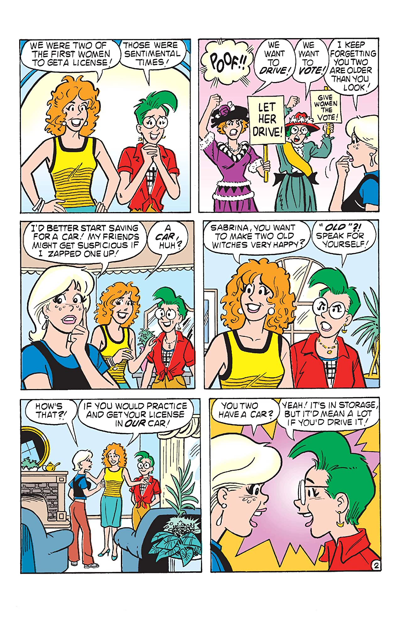 Sabrina the Teenage Witch #5