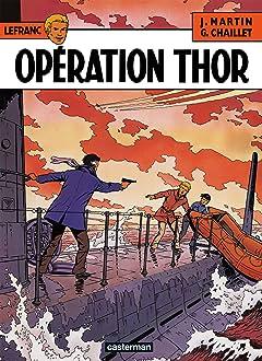 Lefranc Vol. 6: Opération Thor