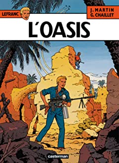 Lefranc Vol. 7: L'Oasis