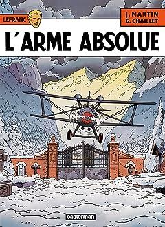 Lefranc Vol. 8: L'Arme absolue