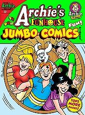 Archie's Funhouse Comics Double Digest #22
