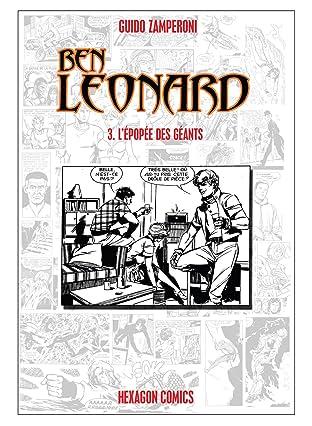 BEN LEONARD Vol. 3: L'Épopée des Géants