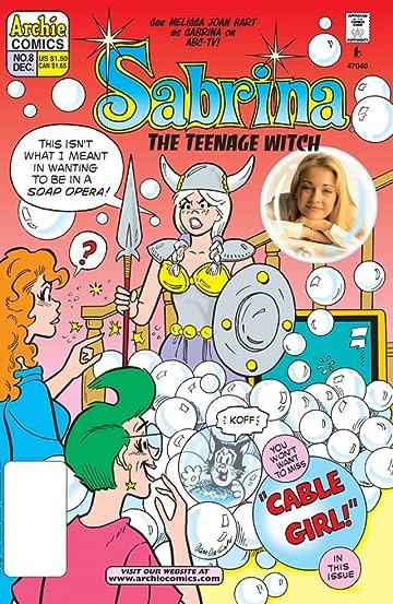 Sabrina the Teenage Witch #8