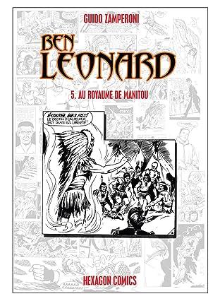 BEN LEONARD Vol. 5: Au Royaume de Manitou