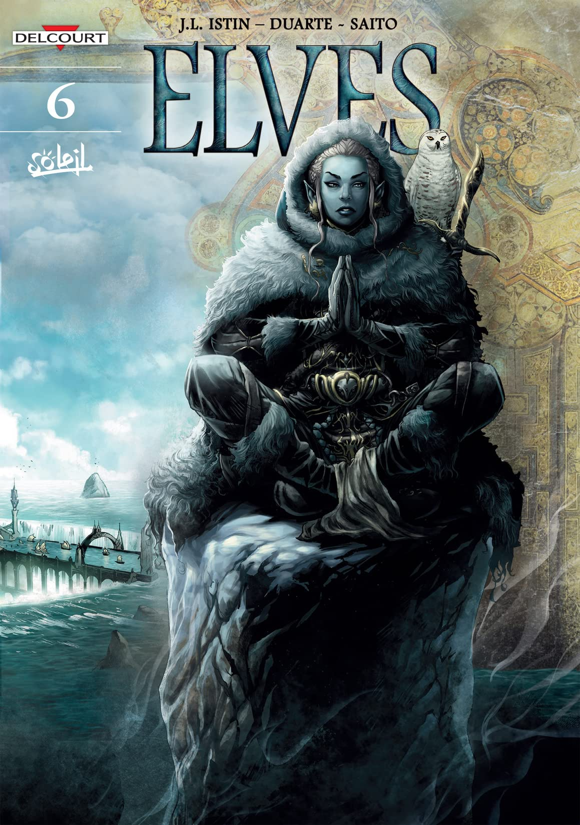 Elves Tome 6: The Blue Elves' Mission