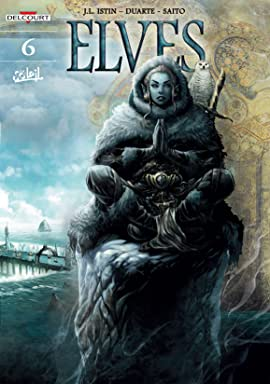 Elves Vol. 6: The Blue Elves' Mission
