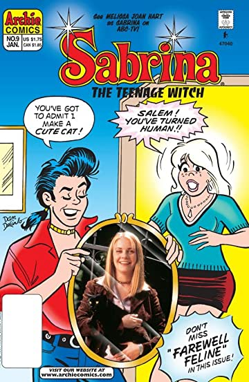 Sabrina the Teenage Witch #9