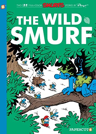 The Smurfs Vol. 21: The Wild Smurf