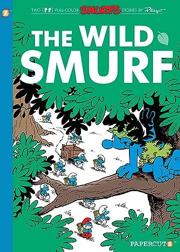 The Smurfs Vol. 21: The Wild Smurf