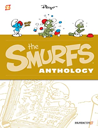 The Smurfs Anthology Vol. 4