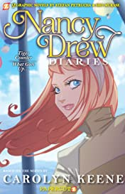 Nancy Drew Diaries Vol. 8: Tiger Counter/What Goes Up...