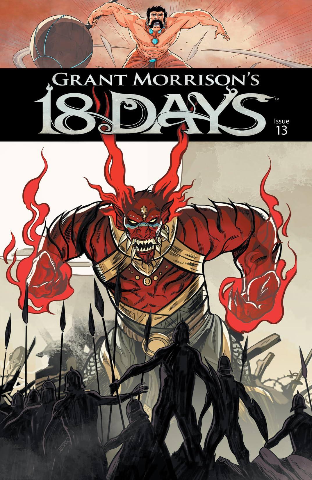 Grant Morrison's 18 Days #13