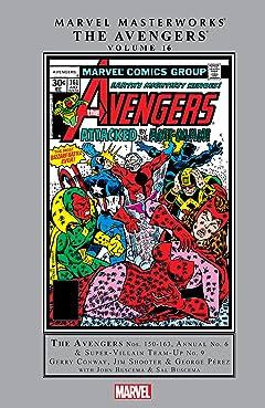 Avengers Masterworks Vol. 16