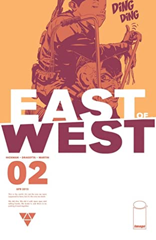 East of West #2