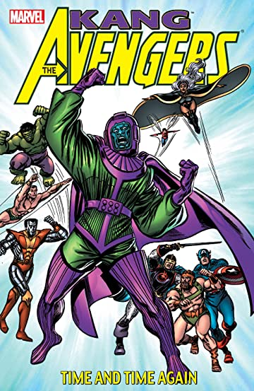Avengers: Kang - Time And Time Again