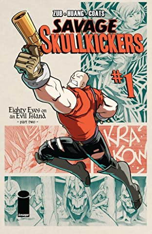 Skullkickers #20: (Savage Skullkickers #1)