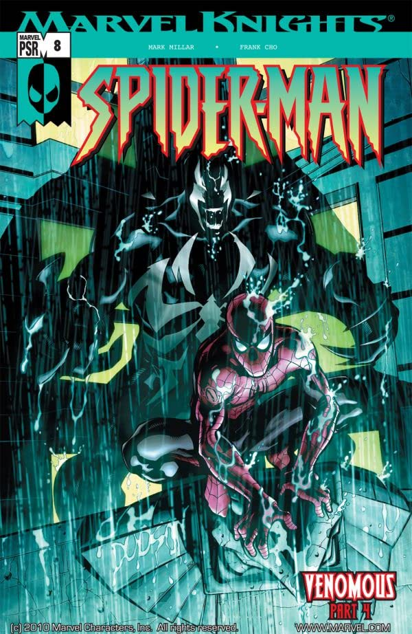 Marvel Knights Spider-Man (2004-2006) #8