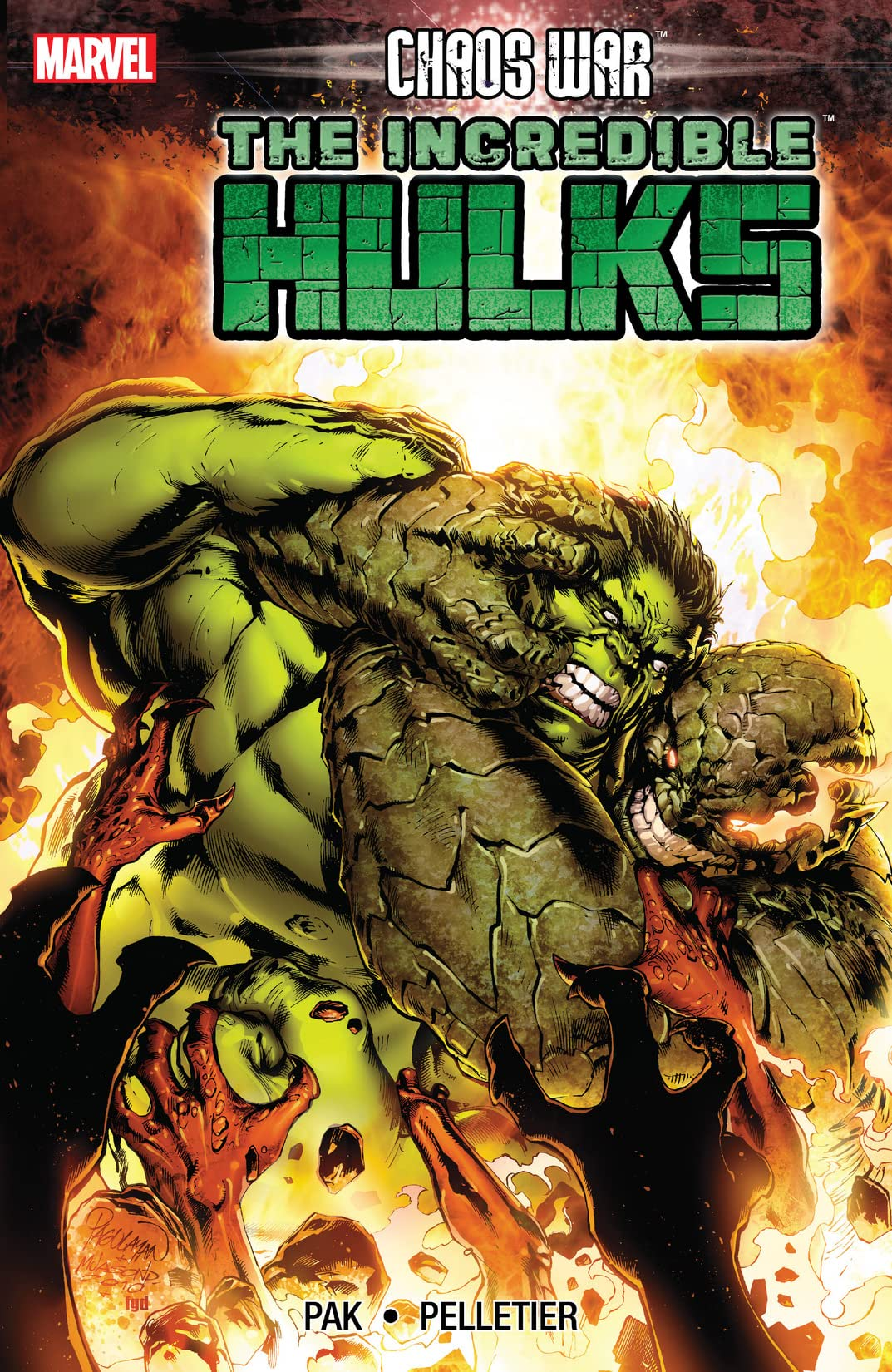 Chaos War: Incredible Hulks