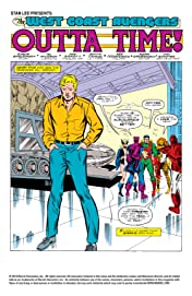 Avengers: West Coast Avengers - Lost In Space-Time