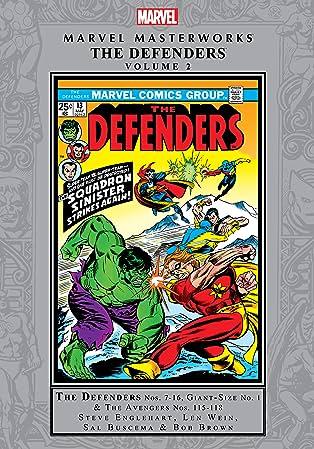 Defenders Masterworks Vol. 2