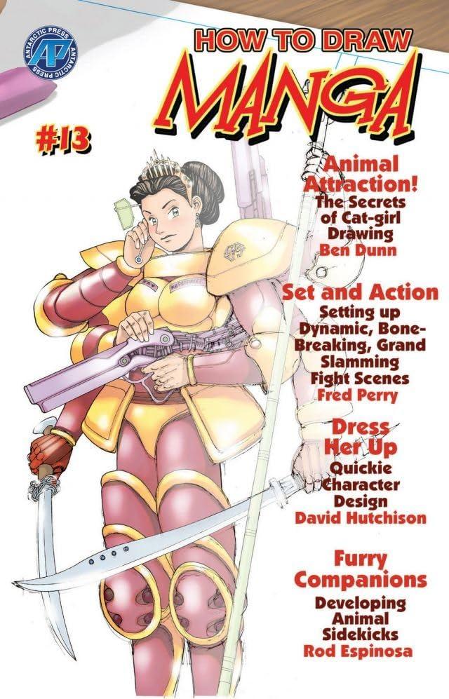 How To Draw Manga Vol. 13