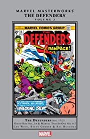 Defenders Masterworks Vol. 3
