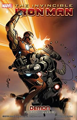 Invincible Iron Man Vol. 9: Demon