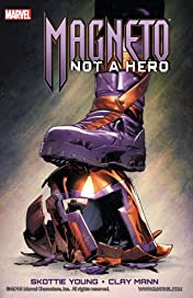 Magneto: Not A Hero