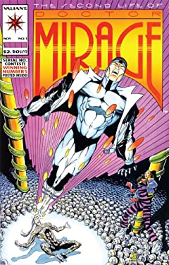 The Second Life of Doctor Mirage (1993-1995) No.1