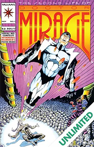 The Second Life of Doctor Mirage (1993-1995) #1