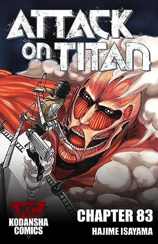 Attack on Titan #83