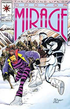 The Second Life of Doctor Mirage (1993-1995) No.2