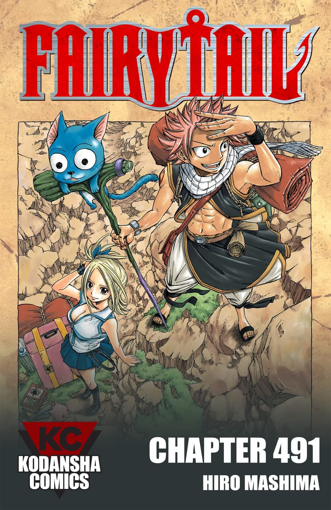 Fairy Tail #491