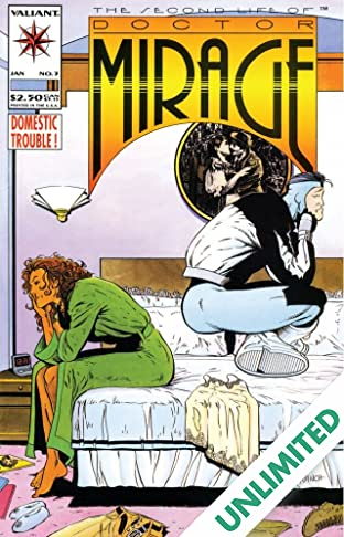 The Second Life of Doctor Mirage (1993-1995) #3
