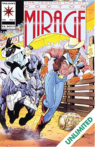 The Second Life of Doctor Mirage (1993-1995) #4