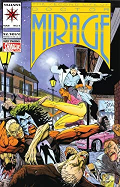 The Second Life of Doctor Mirage (1993-1995) No.5