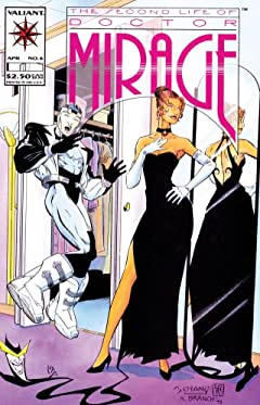 The Second Life of Doctor Mirage (1993-1995) No.6