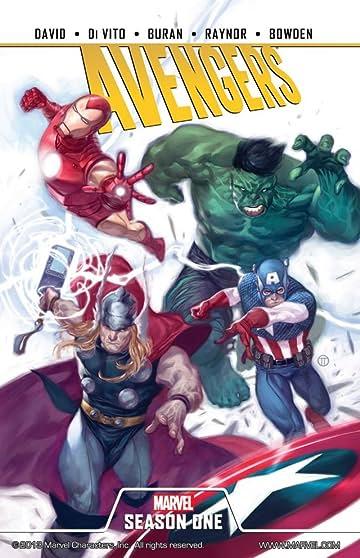 Avengers Season One